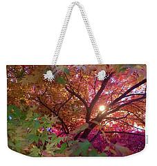 Colors Of Joy Weekender Tote Bag by Karen Horn