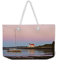 Colors Of Morning Weekender Tote Bag