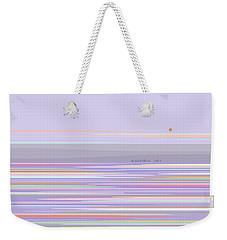 Colors Of Morning Weekender Tote Bag
