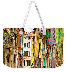 Colors Of Provence, France Weekender Tote Bag