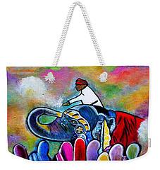 Colors Of Rajasthan Weekender Tote Bag