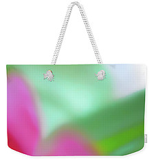 Colors Of Spring Abstract No 2 Weekender Tote Bag