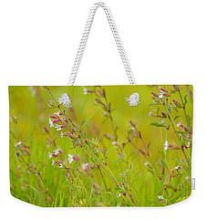 Colors Of Spring Weekender Tote Bag by Rachel Mirror