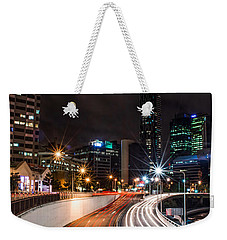 Colors Of The City Weekender Tote Bag