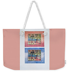 Colors Of The Rainbow Weekender Tote Bag