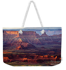 Colors Of Utah Weekender Tote Bag