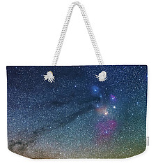 Colors On The Rise Weekender Tote Bag