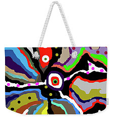 Colors Revised Weekender Tote Bag