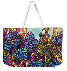 Colorwild Weekender Tote Bag