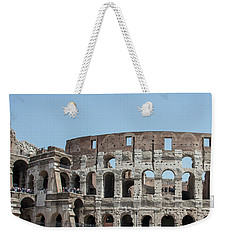 Colosseum In Rome Day  Weekender Tote Bag