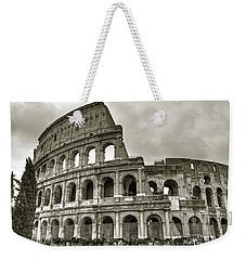 Colosseum  Rome Weekender Tote Bag