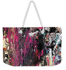 Colour Fantasy Weekender Tote Bag