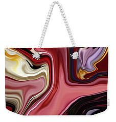 Colour Hair Day  Weekender Tote Bag by Rabi Khan