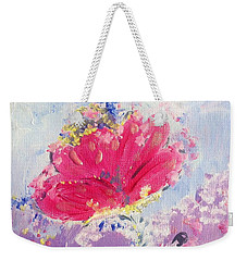 Colour Me Sweetly Weekender Tote Bag