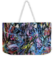 Colour Talking Weekender Tote Bag