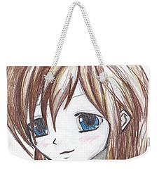 Coloured Anime Weekender Tote Bag