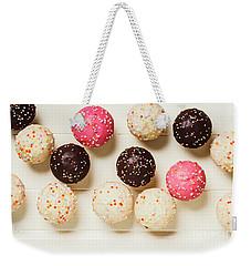 Colourful Cupcakes Weekender Tote Bag