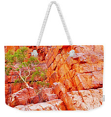 Colours Of Ormiston Gorge, Northern Territory Weekender Tote Bag
