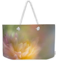 Colours Of Softness Weekender Tote Bag