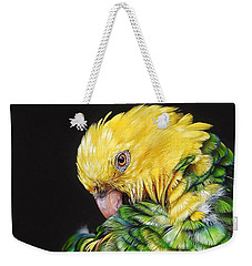 Colours Of The Jungle - Yellow-headed Amazon Weekender Tote Bag