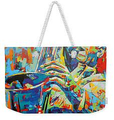 Coltrane Weekender Tote Bag