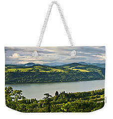 Columbia Gorge Scenic Area Weekender Tote Bag