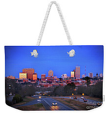 Columbia, Sc, Usa Weekender Tote Bag