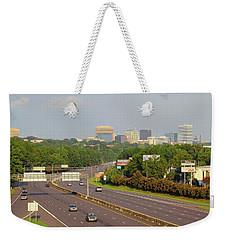 Columbia Skyline From Greystone Weekender Tote Bag