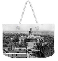 Columbia South Carolina - State Capitol Building - C 1905 Weekender Tote Bag by International  Images