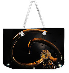 Columbian Mammoth La Brea Tar Pits Weekender Tote Bag
