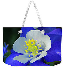 Columbine Day Weekender Tote Bag