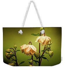 Columbines In Summer Weekender Tote Bag