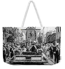 Columbus Day Parade San Francisco Weekender Tote Bag