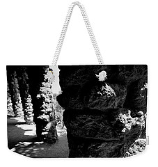 Columns Of The Park Guell Weekender Tote Bag