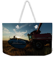 Combine Weekender Tote Bag by Jay Stockhaus