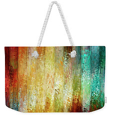 Come A Little Closer - Abstract Art Weekender Tote Bag