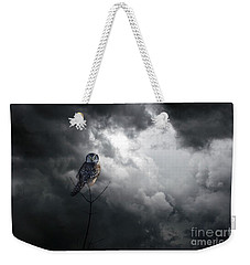 Come Away With Me Weekender Tote Bag by Heather King