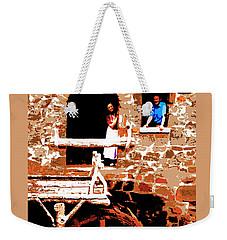 Come Back Soon Weekender Tote Bag