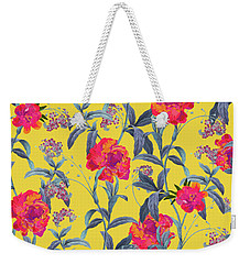 Come Into Blossom Weekender Tote Bag
