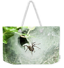 Come Into My Lair Weekender Tote Bag