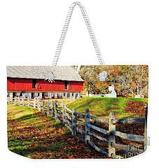 Come October Weekender Tote Bag