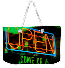 Come On In Weekender Tote Bag