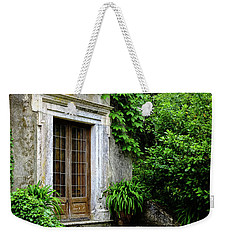 Weekender Tote Bag featuring the photograph Come On Up To The House by Marco Oliveira
