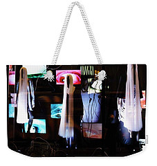 Come Play The American Dream  Weekender Tote Bag by Inga Kirilova