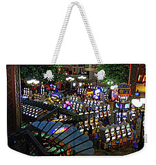 Weekender Tote Bag featuring the photograph Come Play With Me by John Schneider
