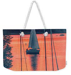 Come Sail Away Weekender Tote Bag