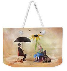 Come Together Weekender Tote Bag
