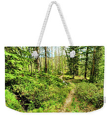 Come Walk With Me Weekender Tote Bag