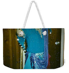 Weekender Tote Bag featuring the photograph Come With Me To The Casbah by Denise Fulmer