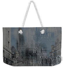 Comes The Night - City Deamscape Weekender Tote Bag